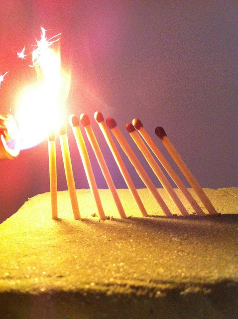 disruptive technology economic development matchsticks