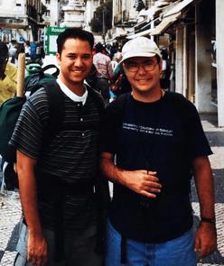 Anatalio Pablo Lisbon 1999