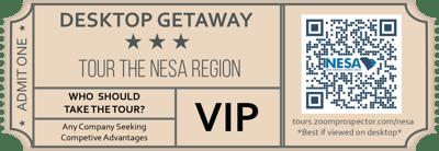 NESA ZoomTour Ticket 1