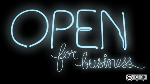 economic development open for business