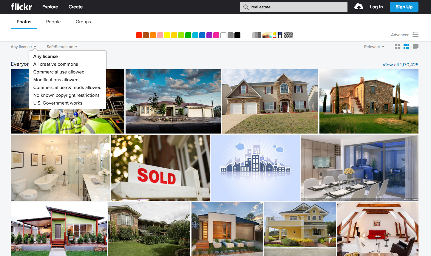 Flickr free images economic development marketing