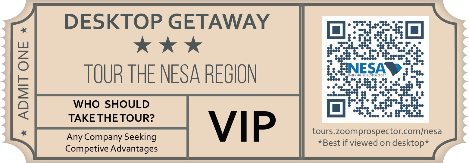 VIP ticket online getaway for ZoomTour